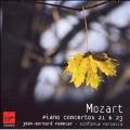 MOZART:PIANO CONCERTOS NO.21/NO.23:JEAN-BERNARD POMMIER(p)/SINFONIA VARSOVIA