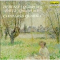 Classics- Debussy, Ravel: String Quartets/ Cleveland Quartet