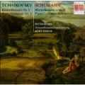Tchaikovsky: Piano Concerto No.1 Op.23, Schumann: Piano Concerto in Am Op.54 / Peter Rosel, Kurt Masur