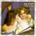 Mozart: Violin Sonatas / Fabio Biondi, Olga Tverskaya