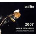 Saint-Saens: Complete Piano Concertos, Vol.2; No.3, No.5 (HB/+ 2007 Catalogue/LTD) / Anna Malikova(p), Thomas Sanderling(cond), WDR Koln Radio Symphony Orchestra