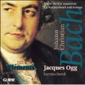 "J.C. Bach: Three ""Berlin"" Concertos / Ogg, Les Elements"