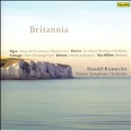 Britannia; Elgar: Pomp and Circumstance No.4, No.1; Britten: Sinfonia da Requiem; Maxwell Davies: An Orkney Wedding; Turnage: Three Screaming Popes; MacMillan: Britannia / Donald Runnicles(cond), Atlanta Symphony Orchestra