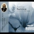 J.S.Bach: Partitas BWV.825-BWV.830 / Martin Galling