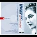 Donizetti: Lucia Di Lammermoor / Maria Callas, Giuseppe Di Stefano, Tulio Serafin, Florence May Festival Orchestra, etc