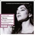 Bellini: Norma (12/7/1955) / Antonino Votto(cond), Orchestra Filarmonica della Scala, Narua Callas(S), Mario del Monaco(T), Giulietta Simionato(Ms), etc
