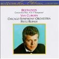 Beethoven: Piano Concertos nos 4-5 / Cliburn, Reiner, CSO