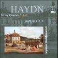Haydn: String Quartets Vol.4 - Op.20 No.2, No.4, No.6