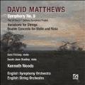 デイヴィッド・マシューズ: 交響曲第9番