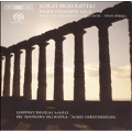 Skalkottas: Piano Concerto No.2, Theme & Variations, etc / G.Douglas Madge, N.Christodoulos, BBC SO