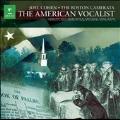 The American Vocalist - Spirituals & Folk Hymns 1850-1870 / Joel Cohen, Boston Camerata