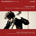 Haydn: Cello Concertos No.1, No.2 / Nicolas Altstaedt, Michael Sanderling, Kammerakademie Potsdam
