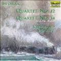 Dvorak: Quartets No.12 & 14