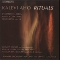 """Kalevi Aho: Book of Questions, Viola Concerto, Symphony No.14 """"Rituals"""" / John Storgards, Chamber Orchestra of Lapland, Monica Groop, etc"""