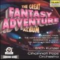 The Great Fantasy Adventure Album -El Cid Fanfare and Entry of the Nobles, Hook -Main Themes, etc / Erich Kunzel(cond), Cincinnati Pops Orchestra