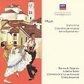 Falla: El Amor Brujo, El Sombrero de Tres Picos, Danza Espanola No.1 / Ernest Ansermet, SRO, etc