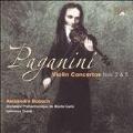 Paganini: Violin Concertos No.2 & 5