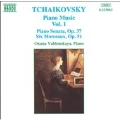 Tchaikovsky: Piano Music, Vol. 1