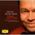 Haydn: Italian Arias (7/2008) / Thomas Quasthoff(Bs-Br), Gottfried von der Goltz(concertmaster), Freiburg Baroque Orchestra, etc