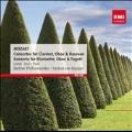 Mozart: Clarinet Concerto K.622, Oboe Concerto K.314, Bassoon Concerto K.191