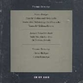 Cello and Oboe Works -H.Holliger/J.S.Bach:H.Holliger, T.Demenga