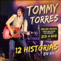 12 Historias en Vivo: Deluxe Edition [2CD+DVD]