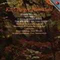 Blomdahl: Symphony no 3, Sisyphus, etc / Ehrling, et al