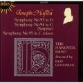 Haydn: Symphonies no 93-95 / Roy Goodman, Hanover Band