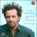 Schumann: Lieder Vol.2 -Melancholie Op.74-6, Liederkreis Op.39, Funf Lieder Op.40, etc (8/1-4/2007) / Christian Gerhaher(Br), Gerhard Huber(p)