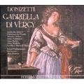 ドニゼッティ: ヴェルジーのガブリエッラ