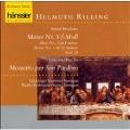 Bruckner: Messe f-Moll;  Puccini: Motteto / Rilling, et al
