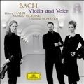 J.S.Bach: Violin and Voice