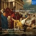 ロルフ・ベック/Handel: Judas Maccabaeus HWV.63 [88697720242]