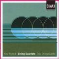 Knut Nystedt: String Quartets