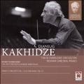 Djansug Kakhidze The Legacy Vol.6 - Tchaikovsky