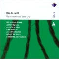 Hindemith: Kammermusik No.1-No.7