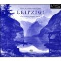 Leipzig! - Grieg, Svendsen, Hartmann, Reinecke for Wind Octet