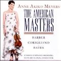 The American Masters - Barber, Corigliano, Bates