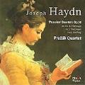 Haydn: Prussian Quartets Op.50 / Prazak Quartet