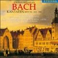 J.S.Bach: Cantatas BWV51, 202, 199