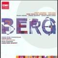 A.Berg: Violin Concerto, Lyric Suite, Three Pieces for Orchestra, etc