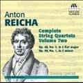A.Reicha: Complete String Quartets Vol. 2
