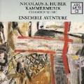 Huber: Chamber Music / Ensemble Aventure
