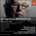 Sir Harrison Birtwistle: Songs, 1970-2006