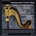 FROM THE VAULT:MASTERWORKS FOR THE HARP:HANDEL/FRANCISQUE/FAURE/ETC:OSIAN ELLIS(hp)/MARISA ROBLES(hp)/ETC