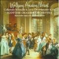 Mozart: Serenades Vol.2 -Serenade No.4 K.203, Divertimento No.11 K.251  / Alexander Janiczek(cond/vn), Scottish Chamber Orchestra
