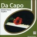 Da capo!:Favorite Piano Encores:Michael Kruecker(p)