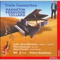 Trois concertos - Panneton, Ferguson, Collard / Boudreau