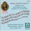 Haydn: Symphony nos 61 & 103, etc / Schwarz, Starker