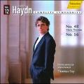 "Haydn: Symphonies No.48 Hob.I-48 ""Maria Theresia"", No.56 Hob.I-56"